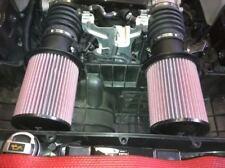 Audi R8 K&N Air Filters - V8 - E-0668 - 14 horsepower gains