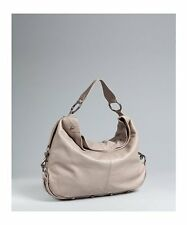 REBECCA MINKOFF Nikki hobo BAG - Rich Grey NEW factory wrapped,  NWT $500