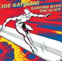 Joe Satriani Surfing with the Alien CD Like New