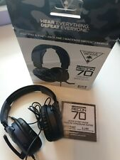 TURTLE BEACH Recon 70 Gaming Headset - Blue Camo - Ps4, Xbox, Nintendo Switch