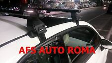 BARRE PORTATUTTO PER FIAT 500 ANNO 2016 OMOLOGATE E MADE IN ITALY