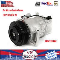 A//C Compressor 57474 Clutch for Nissan Sentra 1.6L 2.0L Tsuru 1.6L Probe 2.5L