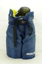 New listing Bauer Supreme 2S Pro Ice Hockey Pants Junior Size Medium Navy (0114-1757)