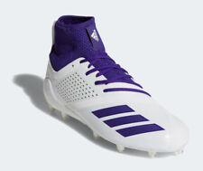adidas Adizero 5 Star 7.0 Men's Football Cleats Shoes Blue White Size 15 NEW!