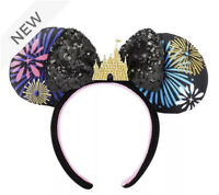 Disney Store Minnie Mouse The Main Attraction Ears Headband For Adults, 12 of 12