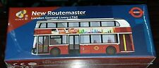 Toyeast TINY HK City UK1 New Routemaster London General Livery LT60 Bus