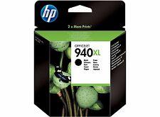 NEW HP 940XL Inkjet Printer Cartridge Black print ink jet