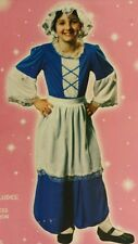 POOR TUDOR GIRL FANCY DRESS OUTFIT/COSTUME AGE 10 - 12 NEW