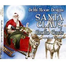 1 x Debbi Moore Designs Santa Claus Grotto Cards CD Rom (297020)