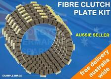 FIBRE CLUTCH PLATE KIT HYOSUNG GT250 COMET 2002 to 2008 | GT250R 2006 to 2013