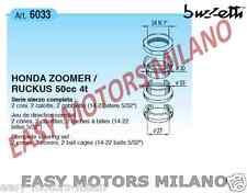 6033 BUZZETTI - SERIE STERZO COMPLETA HONDA ZOOMER / RUCKUS 4T 50