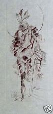 Hans Bellmer Original Etching S/N