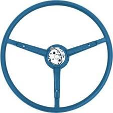 PG Classic 260-BL70 Mopar 1970  A,B,C-Body Pebble Grain Steering Wheel Blue