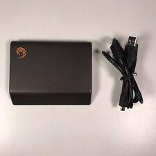 Seagate FreeAgent Go 80GB Portable Hard Drive W/ USB Cable