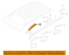 MITSUBISHI OEM 14-17 Outlander Roof-Front Cover Right 7661A232