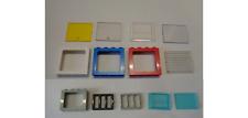 LEGO Vitre Glass Fenetre Windows 1x4x3 Train (4033 4034 3855 6016) choose color