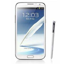 Blanc Samsung Galaxy Note 2 GT-N7100 16GB Débloqué d'usin Smartphone TéléPhone