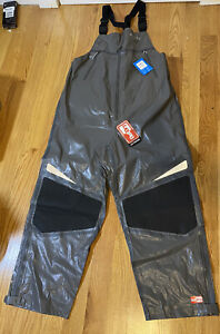 COLUMBIA Men's PFG Force XII $300 OutDry Fishing Bib Water-Proof Pants Small