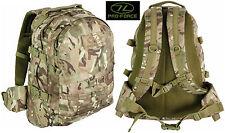 Highlander 40L Army Combat Military Day Recon Patrol Back Pack Camo Rucksack Bag
