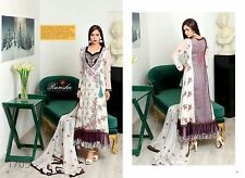 Indian/Pakistani Ramsha Designer Stitched Party Wear Salwar Kameez/Kurta Suit