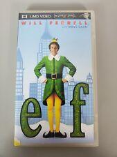Elf Movie Will Ferrell UMD Video for PSP