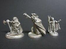 Ral Partha AD&D Ravenloft Demihuman Vampires metal miniatures