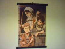Attack on Titan scroll
