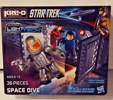 Star Trek Kre-O Light Tech Space Dive 36 Pieces MISB