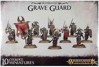 Grave Guard Deathrattle Warhammer Age of Sigmar NIB Flipside