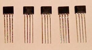 5 x QX5252F Solar Garden Light Power LED Driver IC 5252F 0.9v - 1.5v 3 - 300mA