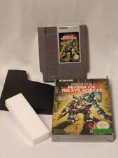 Probotector 2 Return Of The Evil Forces OVP Game Nintendo NES Spiel