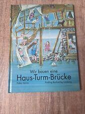 Wir bauen eine Haus-Turm-Brücke. Sonderausgabe. von Vain... | Buch |