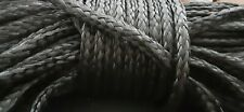 "1/2 "" x 182 ft. Hollow Braid Polypropylene Rope.Black. Factory Seconds"