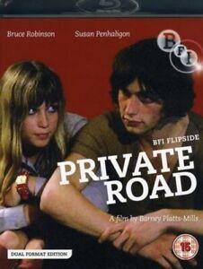 Private Road - Brand New Blu-Ray FREEPOST