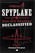 Spyplane: The U-2 History Declassified by N. Polmar (Signed) Lockheed U-2, CIA