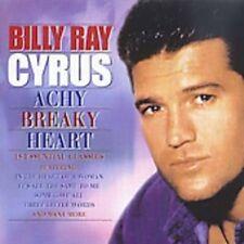 Achy Breaky Heart - Billy Ray Cyrus (2001, CD NIEUW)