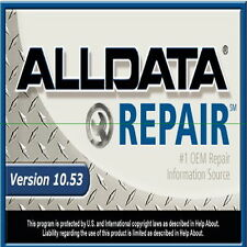 Alldata OEM Auto Repair Information for Professionals Full Versión 10.53
