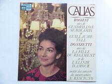 maria callas Rossini Airs de Cendrillon N. RESCIGNO CVC 1012