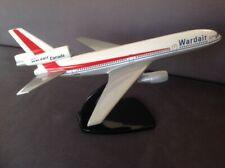 Wardair DC10 resin model by Tally Ho Aircraft Models USA