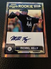 Michael Kelly Padres 2011 Playoff Contenders Rookie Ticket Auto #RT50