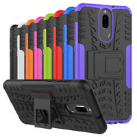 Shockproof Hybrid Armor Kickstand Case Cover For Huawei P30 Pro P20 Mate 20 Lite