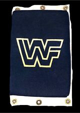 WWE OFFICIAL AUTHENTIC OLD SCHOOL RING USED WWF TURNBUCKLE PAD VERY RARE