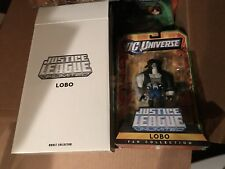 "Mattel Dc Universe Justice League Unlimited ""Lobo"" Exclusive Figure Jlu Dcuc Moc"