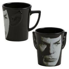 Classic Star Trek TV Series Spock Figural Sculpted 20 oz Ceramic Mug NEW UNUSED