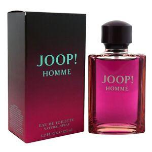 Joop Homme 125 ml Eau de Toilette Spray EDT Parfum Herren Herrenduft Männer