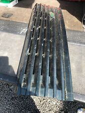 Lot136  RANGE ROVER P38 Front Grill Epson Green Painted  Look At Pics Please.