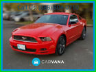 2013 Ford Mustang V6 Coupe 2D Power Steering Traction Control HID Headlamps Power Door Locks Daytime Running