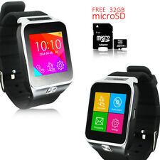 Trendy Gsm Unlocked SmartWatch&Phone [Android Os + Bluetooth + Camera] + 32gb Sd
