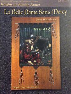 Beadwork Pattern Book by Sigrid Wynne-Evans/Peyote/Loom/Tapestry/Amultet