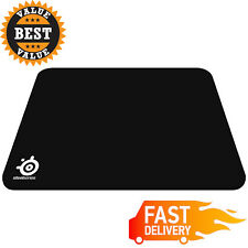 XL Pro Gaming Mouse Mat Pad QcK SteelSeries Black Smooth Surface High Quality